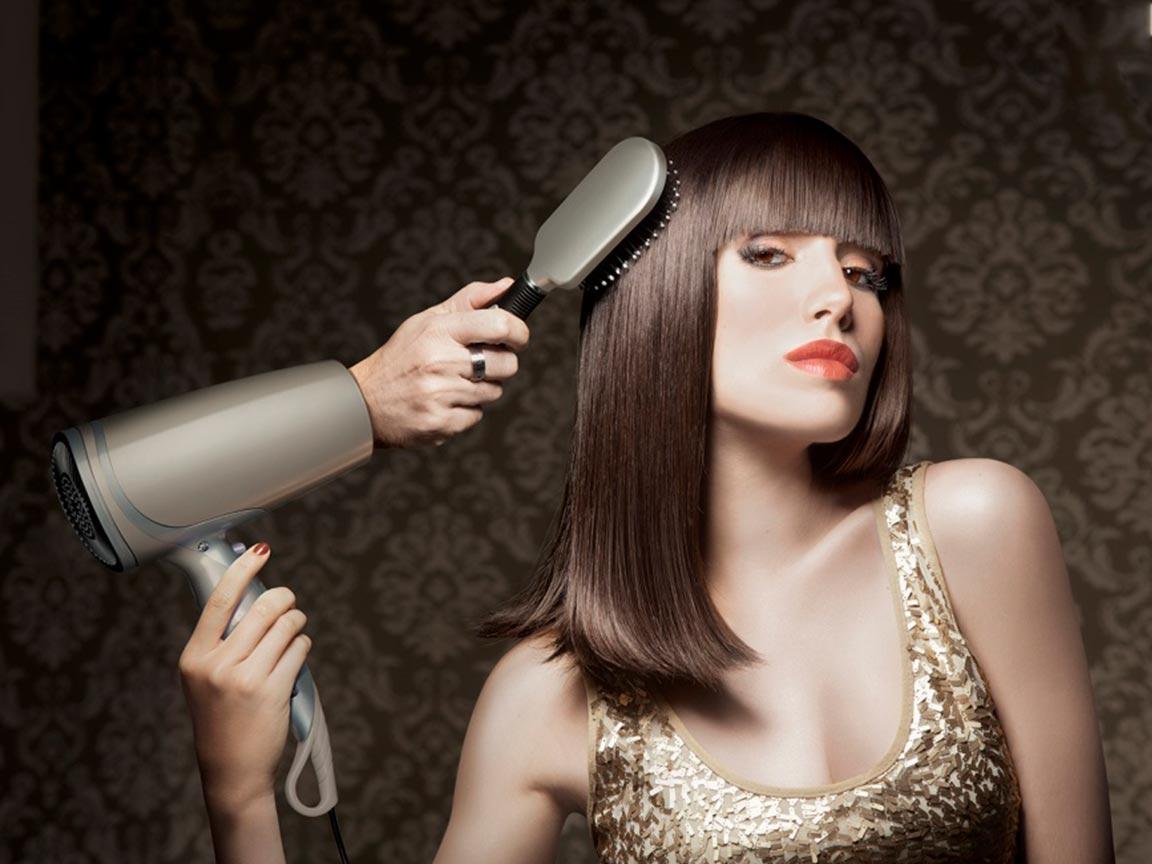 Ионизирующие фены и утюжки для волос