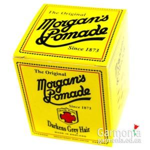 Morgans pomade 200g / Помада для затемнения седины