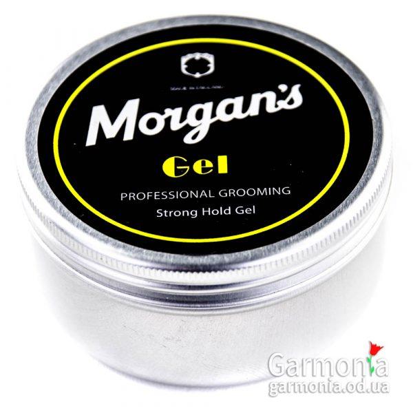 Morgans styling gel 100g / Гель длительной фиксации для создания стиля