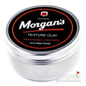 Morgans styling texture clay 100g / Клей текстурирующий