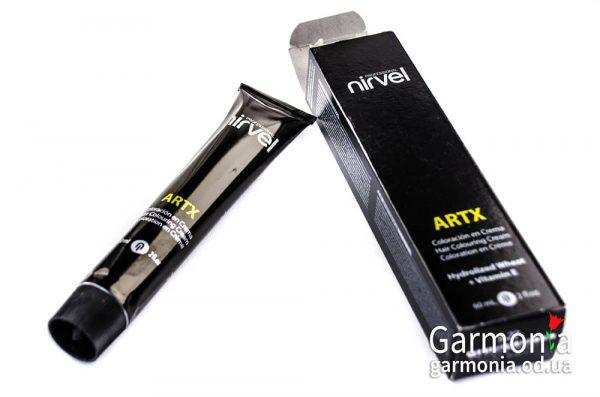 Nirvel ArtX - Перманентный краситель Объем: 60 мл.