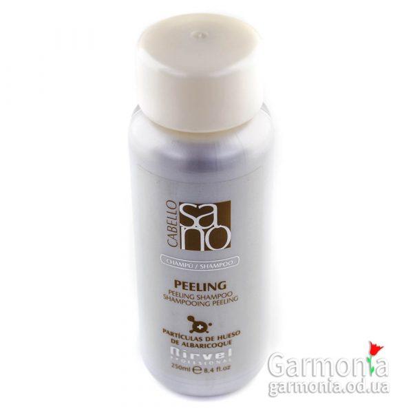 Nirvel Capillary peeling Shampoo / Пилинг - шампунь перед терапией. Объем: 250мл
