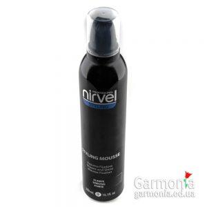 Nirvel Fx Mousse strong - Мусс для укладки волос сильной фиксации.Объем: 300 мл.
