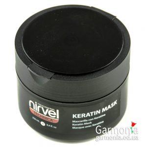 Nirvel Mask №6 - Восстанавливающая кератиновая маска. Объем: 250 мл.