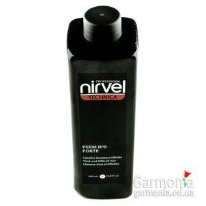 Nirvel Permanente - Лосьон для перманентной завивки Объем: 500 мл.