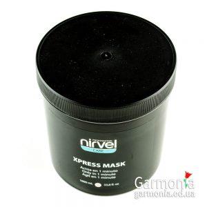 Nirvel Xpress mask / Экспресс - Маска для восстановления поврежденных волос. Объем:1000 мл
