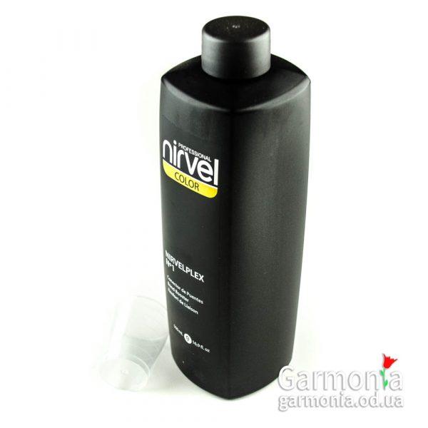 Nirvelplex №1 500ml / Состав дпя перманентной завивки ипи кератинового выпрямпения.