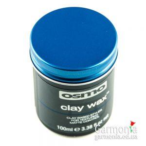 Osmo Clay wax 25 ml / Фиксирующий  воск без блеска с матирующим эффектом