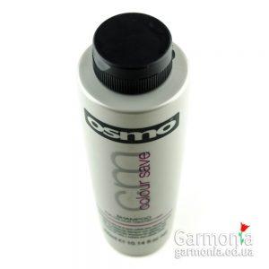 Osmo Silverising shampoo / Безсульфатный шампунь для осветленных волос 280ml