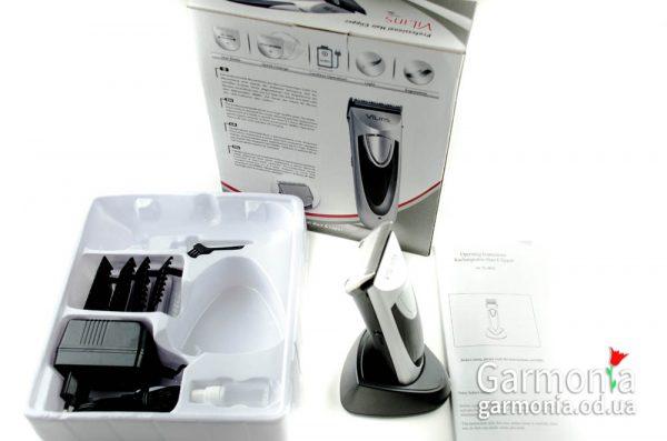Vilins машинка для стрижки с регулируемым металлическим ножом