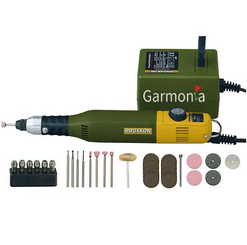Набор для маникюра и педикюра (бормашина Micromot 50/E) Proxxon 28515