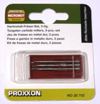 Алмазные боры Proxxon  насадка для полировки 28752