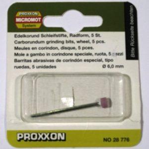 Алмазные боры Proxxon  насадка для полировки 28776