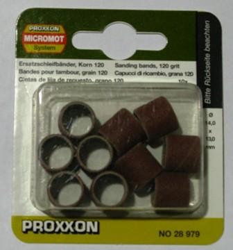Алмазные боры Proxxon  насадка для полировки 28979