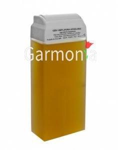 Воск для депиляции 100 мл желтый  NATURA