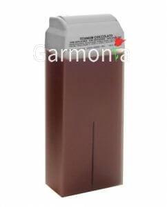 Воск для депиляции 100 мл шоколад CHOCOLATE